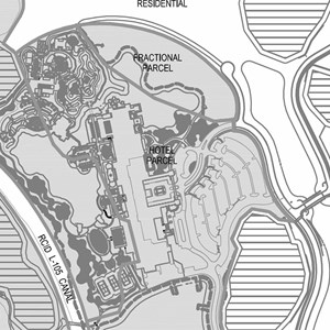 2 of 3: Four Seasons Luxury Resort and Golf Community - Plans
