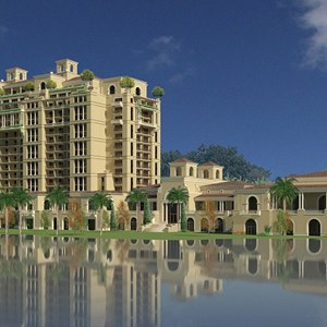 1 of 1: Four Seasons Luxury Resort and Golf Community - Four Seasons Resort Orlando revised concept art