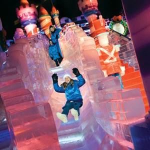 4 of 4: Gaylord Palms Resort - ICE! at the Gaylord Palms Resort