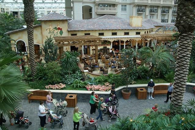 Gaylord Palms Resort - Villa de Flora - themed after a Mediterranean villa