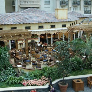 1 of 12: Gaylord Palms Resort - The Villa de Flora buffet brings cuisine from France, Italy, Greece and Spain and has a different offering nightly