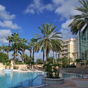 1 of 6: Gaylord Palms Resort - The South Beach pool (Adult pool - 18+) - a great idea!