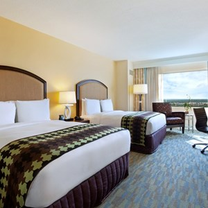 3 of 15: Hilton Orlando Bonnet Creek - Double guest room