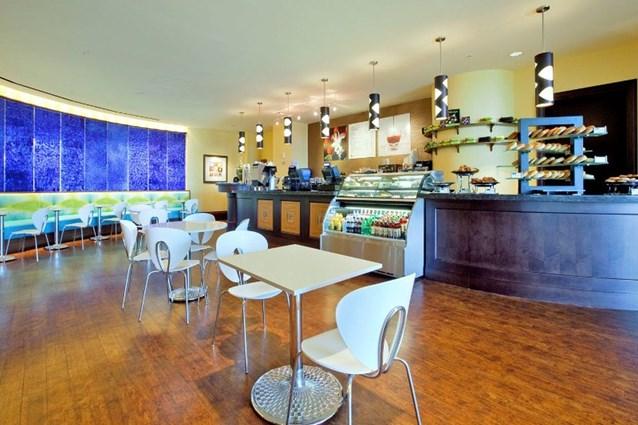 Hilton Orlando Bonnet Creek - MUSE Coffee Shop