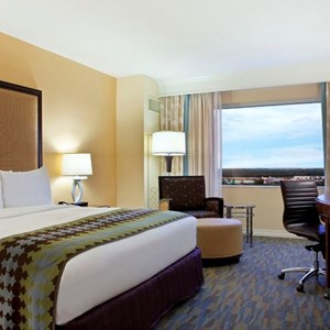 5 of 15: Hilton Orlando Bonnet Creek - King guest room