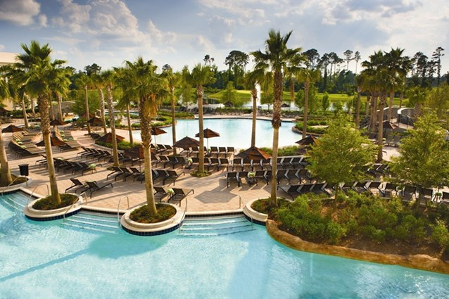 Hilton Orlando Bonnet Creek - Resort pool