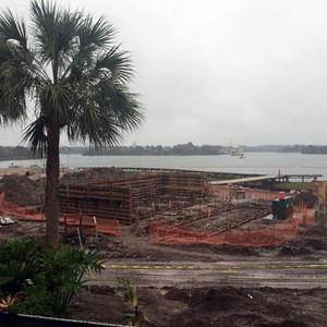 1 of 5: The Villas at Disney's Polynesian Resort - Polynesian Resort DVC construction