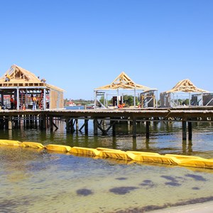 1 of 5: The Villas at Disney's Polynesian Resort - Polynesian Resort DVC Villas construction