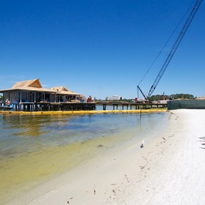 2 of 7: Disney's Polynesian Villas and Bungalows - Polynesian Resort DVC Villas construction