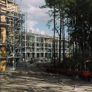 2 of 7: The Villas at Disney's Wilderness Lodge - Construction of the new Vacation Club resort at the Wilderness Lodge