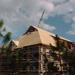 7 of 7: The Villas at Disney's Wilderness Lodge - Construction of the new Vacation Club resort at the Wilderness Lodge