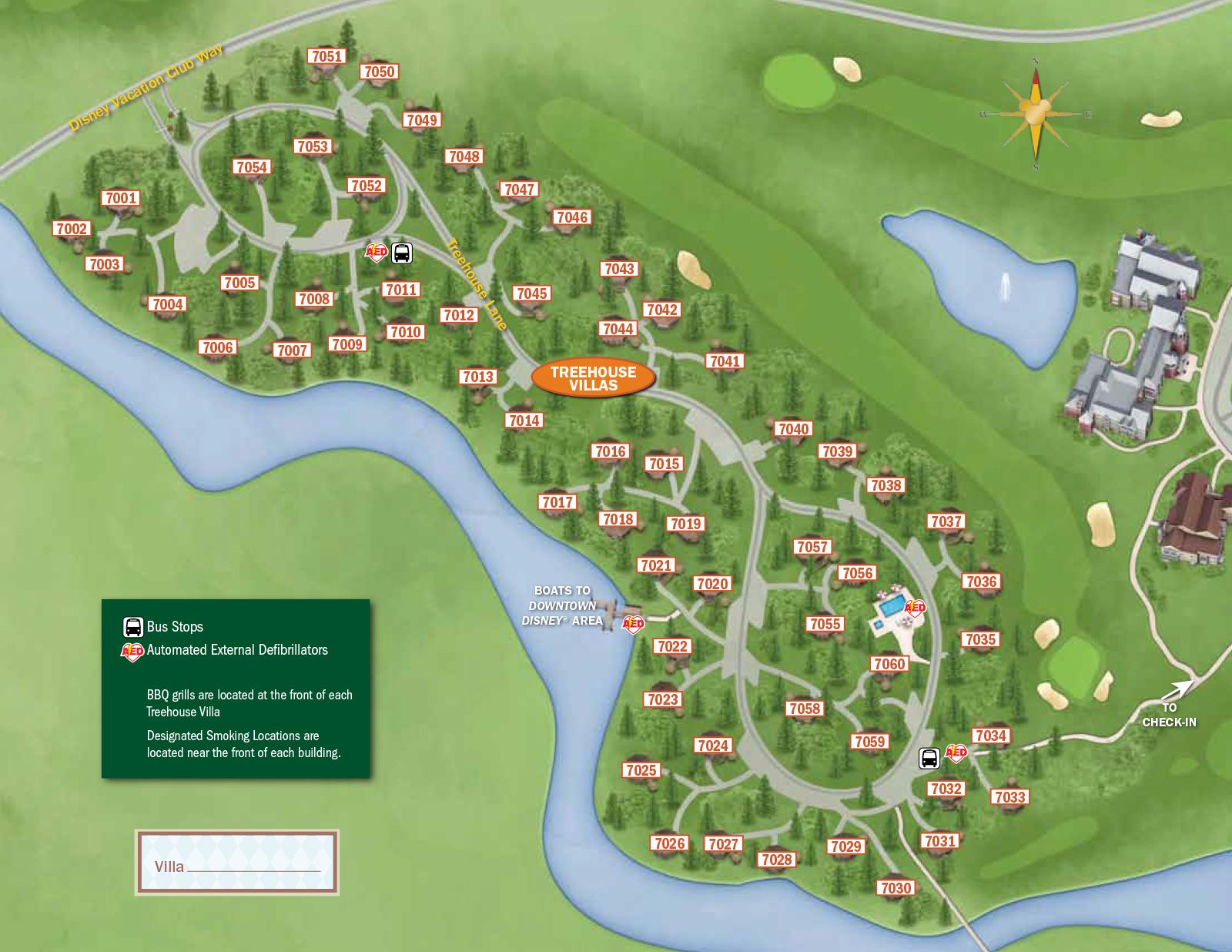 Treehouse Villas at Disneys Saratoga Springs Resort and Spa New Animal Discovered 2014