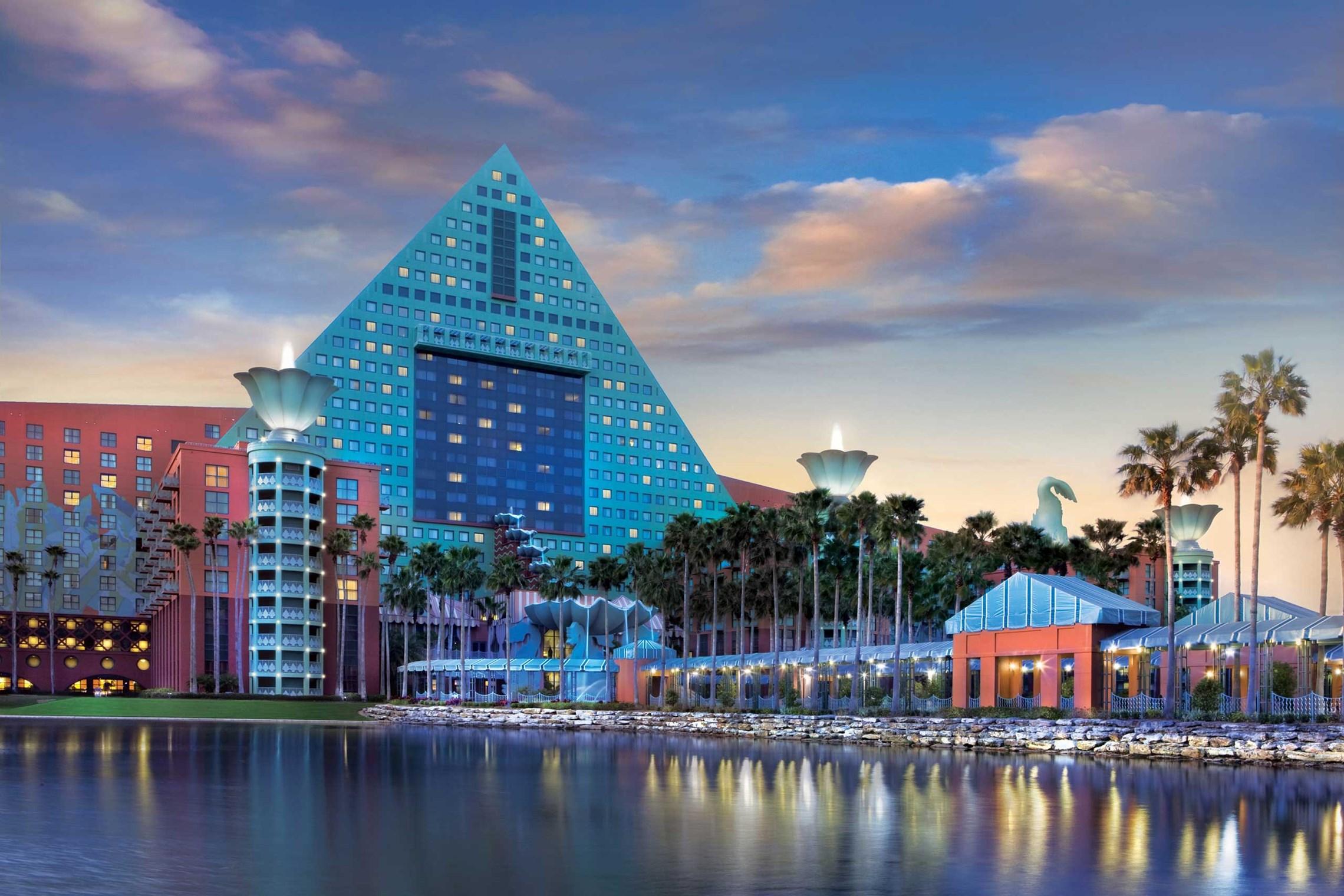 Walt Disney World Dolphin overview