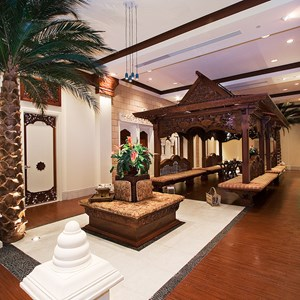 2 of 6: Walt Disney World Dolphin Resort - Mandara Spa