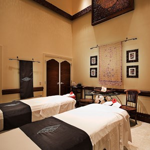 4 of 6: Walt Disney World Dolphin Resort - Mandara Spa
