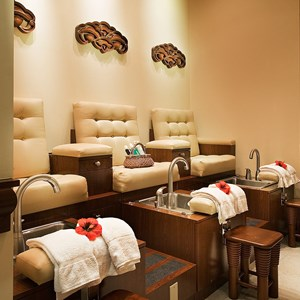 5 of 6: Walt Disney World Dolphin Resort - Mandara Spa