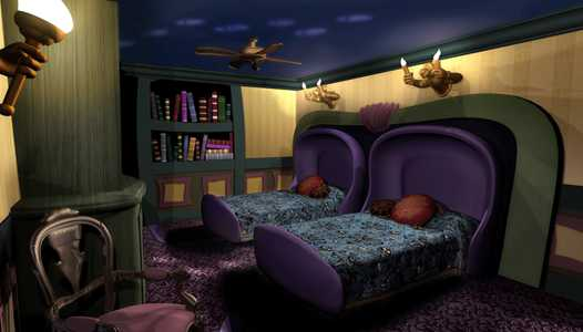 Disney considering Haunted Mansion and Disney Princess themed moderate resort rooms?
