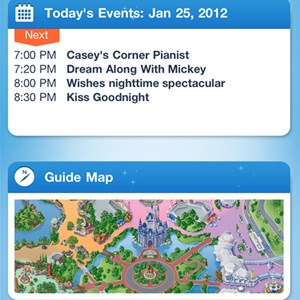 2 of 2: Walt Disney World Resorts - iPhone Mobile Magic
