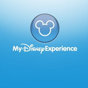 1 of 5: Walt Disney World Resorts - iPhone My Disney Experience App
