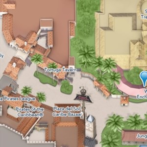 2 of 5: Walt Disney World Resorts - iPhone My Disney Experience App