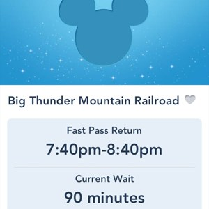 5 of 5: Walt Disney World Resorts - iPhone My Disney Experience App