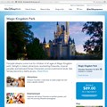 Walt Disney World Resorts - New official Walt DIsney World website - Magic Kingdom