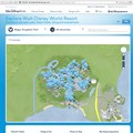 Walt Disney World Resorts - New official Walt DIsney World website - Explore map