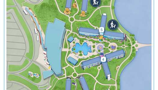 More details on Dog Policy and Dog Relief Areas at Walt Disney World Resort hotels