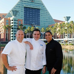 3 of 3: Walt Disney World Swan Resort - Walt Disney World Swan and Dolphin Food and Wine Classic