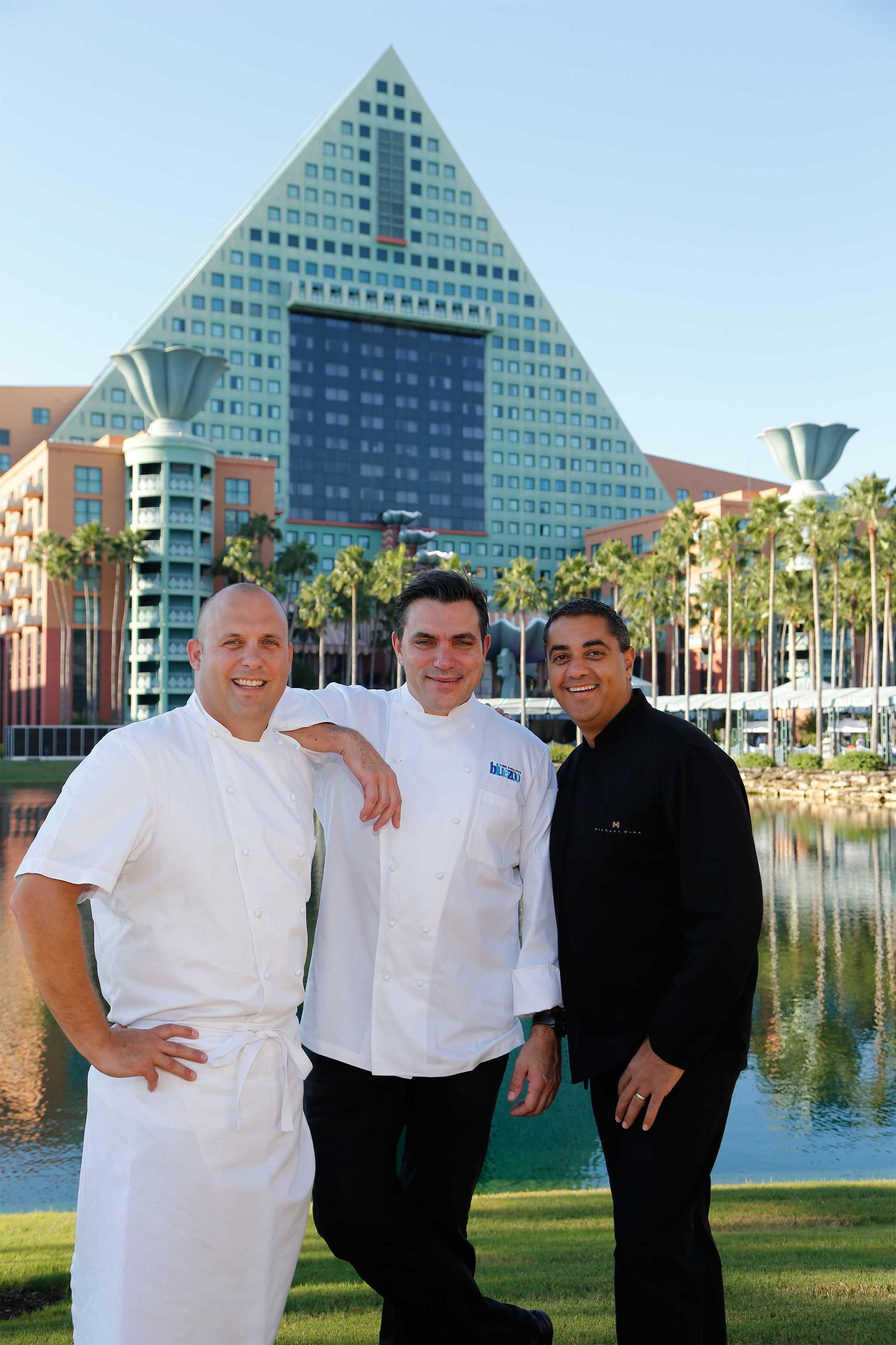 Walt Disney World Swan and Dolphin Food & Wine Classic