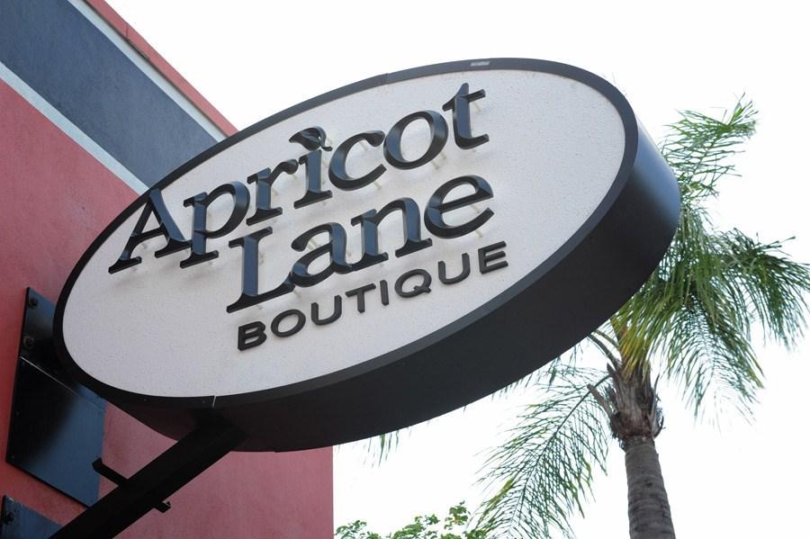 Inside Apricot Lane