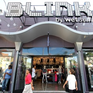 1 of 5: BLINK by Wet Seal - BLINK now open