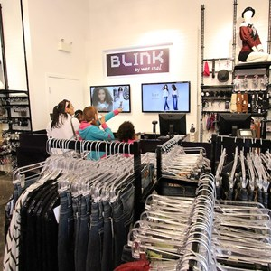5 of 5: BLINK by Wet Seal - BLINK now open
