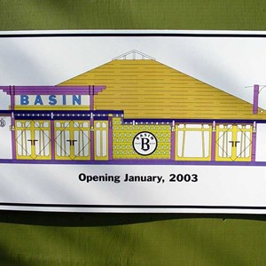 1 of 3: Basin - New Basin store