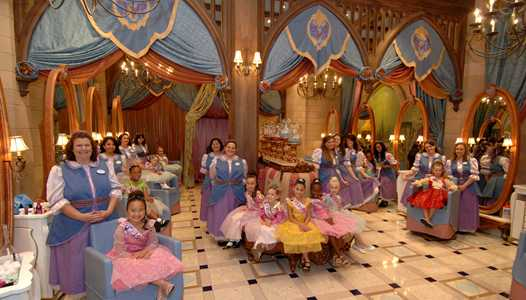 New pricing at Bibbidi Bobbidi Boutique from next week