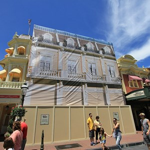 1 of 1: Disney Clothiers - Exterior refurbishment