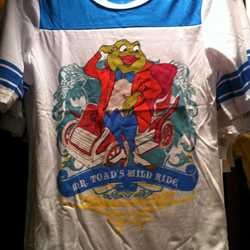 'Mr. Toad's Wild Ride' T-Shirts