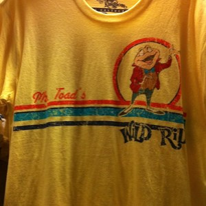 2 of 2: Fantasy Faire - 'Mr. Toad's Wild Ride' T-Shirts