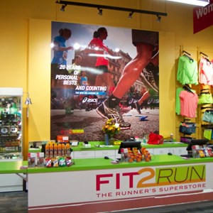 3 of 5: Fit2Run - Fit2Run Downtown Disney West Side