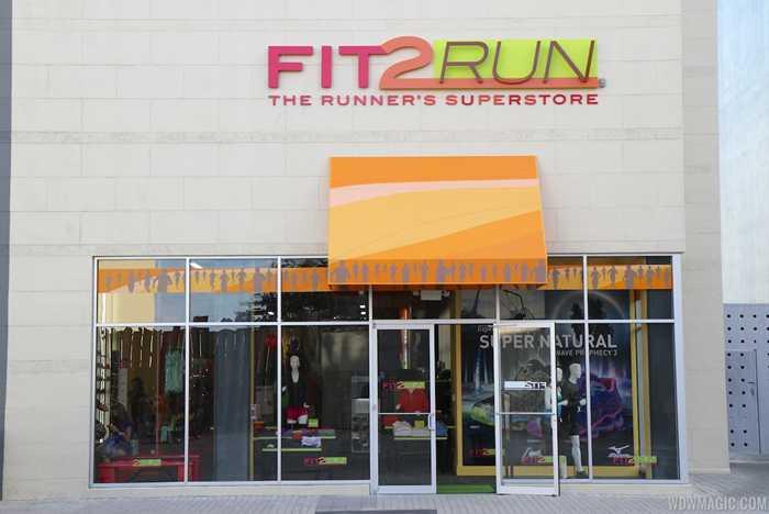 Fit2Run Downtown Disney West Side