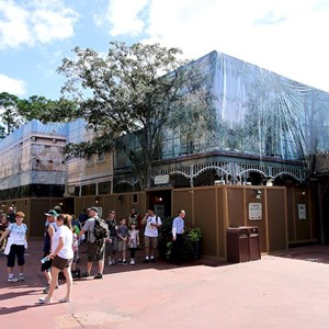 1 of 3: Frontierland Mercantile - Refurbishment