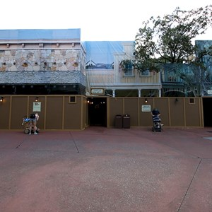 2 of 3: Frontierland Mercantile - Refurbishment