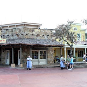 1 of 4: Frontierland Mercantile - Completed refurbishment