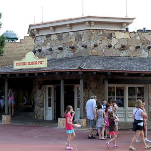 2 of 4: Frontierland Mercantile - Completed refurbishment