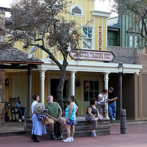 3 of 4: Frontierland Mercantile - Completed refurbishment