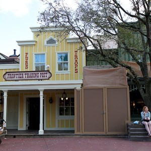4 of 4: Frontierland Mercantile - Completed refurbishment