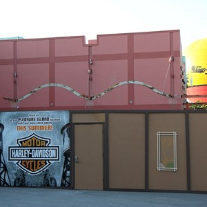 1 of 4: Harley-Davidson Motor Cycles - Harley-Davidson Motor Cycles construction at West Side location