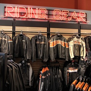 6 of 16: Harley-Davidson Motor Cycles - Harley-Davidson Motor Cycles new store complete