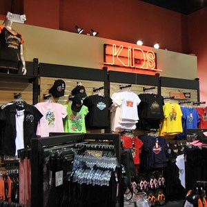 9 of 16: Harley-Davidson Motor Cycles - Harley-Davidson Motor Cycles new store complete