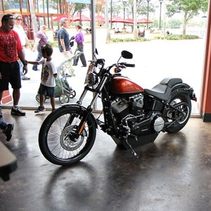 11 of 16: Harley-Davidson Motor Cycles - Harley-Davidson Motor Cycles new store complete